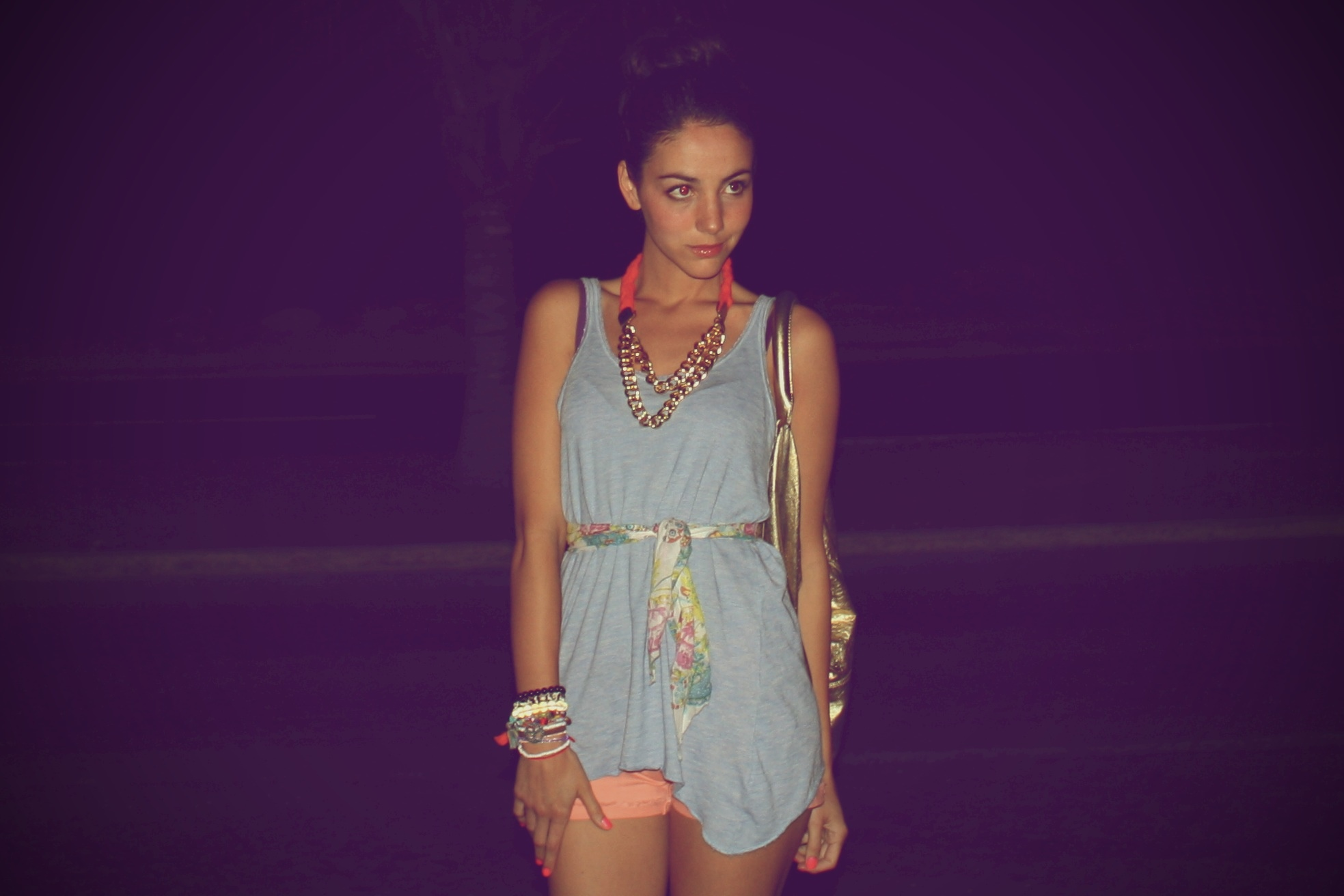 Canc n looks part 1 our fashion diary - Miss sixty madrid ...