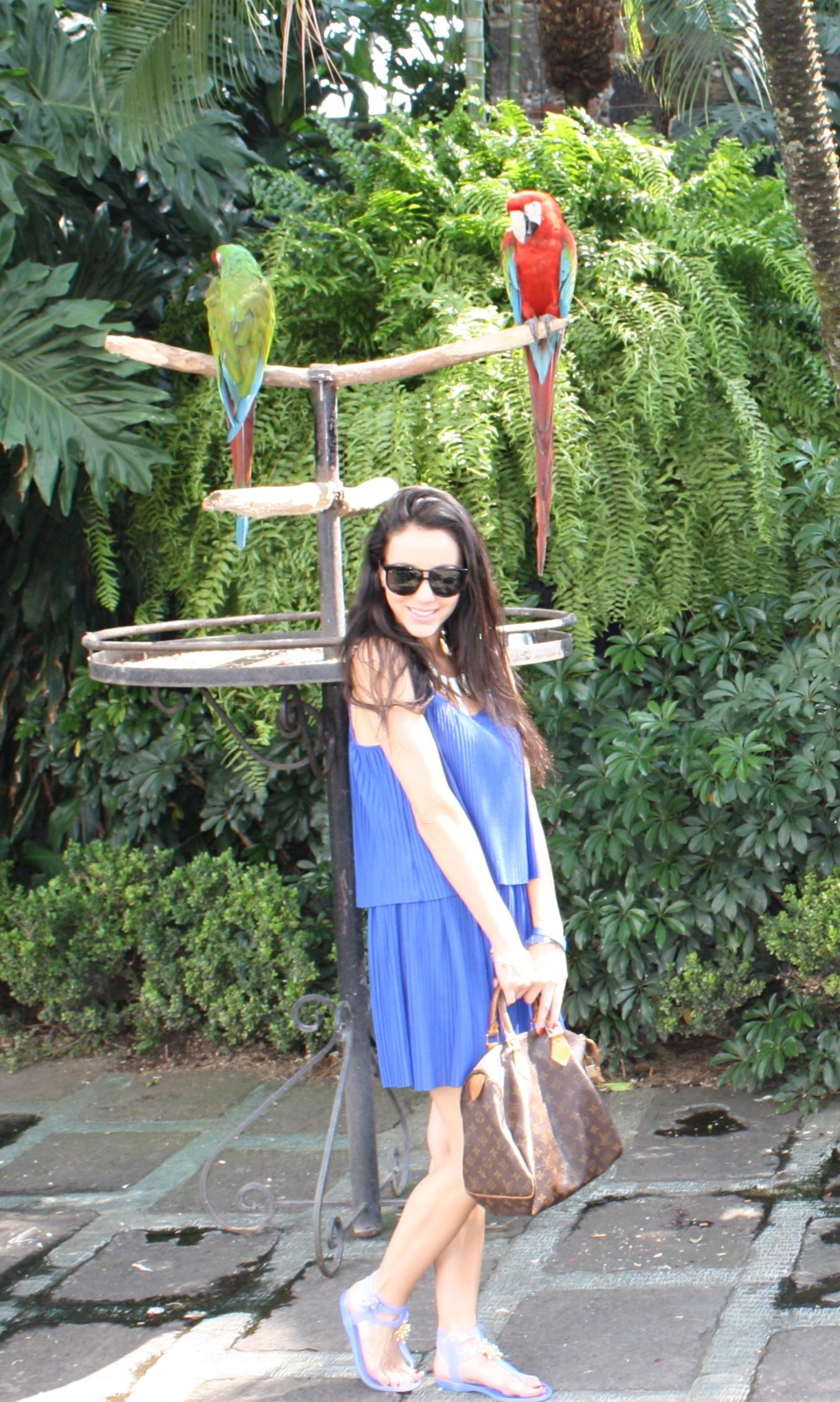 Vestido azul fuera - 2 part 1
